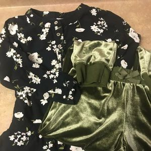 Other - Girls 2piece outfit, size 5